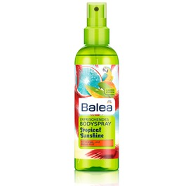 Erfrischendes Bodyspray Tropical Sunshine