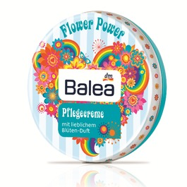 Pflegecreme Flower Power